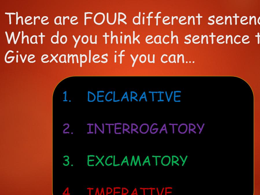 KS4 GCSE English Language Paper 1 Question 2