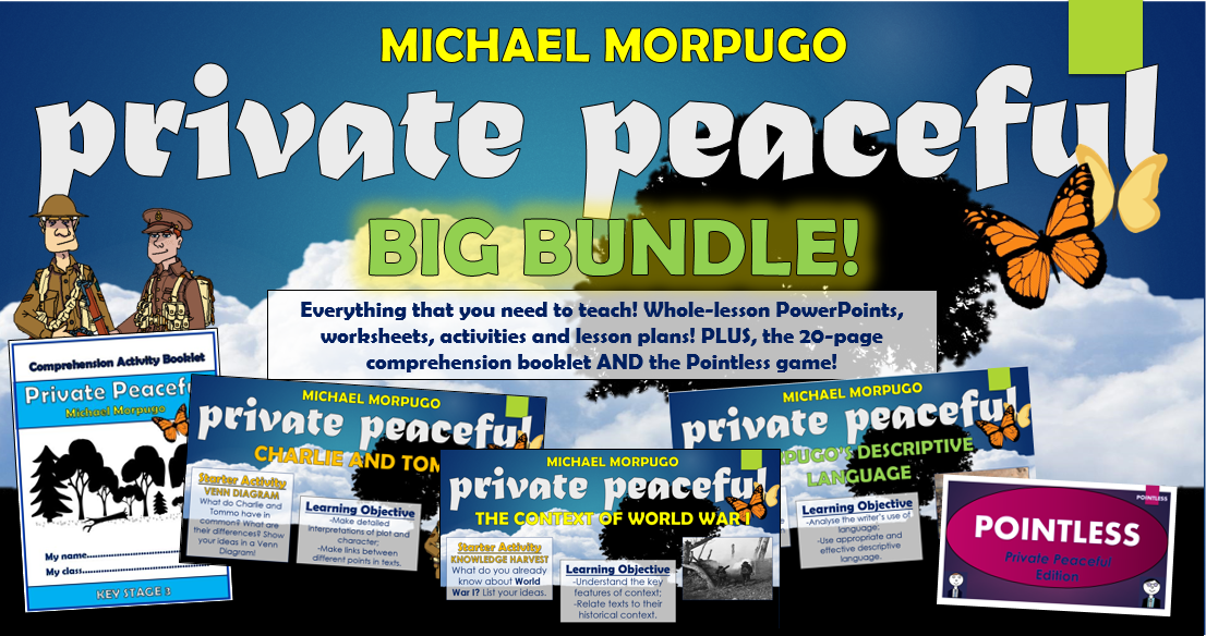 Private Peaceful Big Bundle!