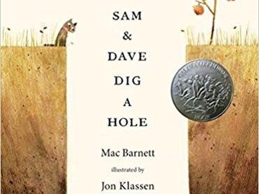 KS1 Whole Class Reading - Sam and Dave Dig a Hole