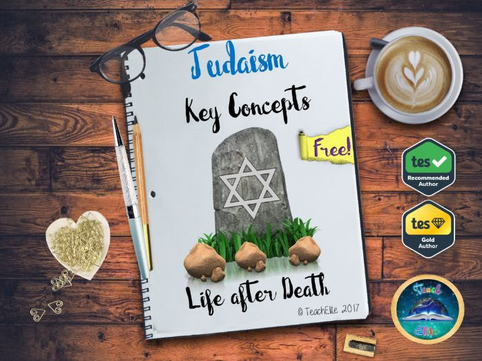 Jewish Death Key Concepts