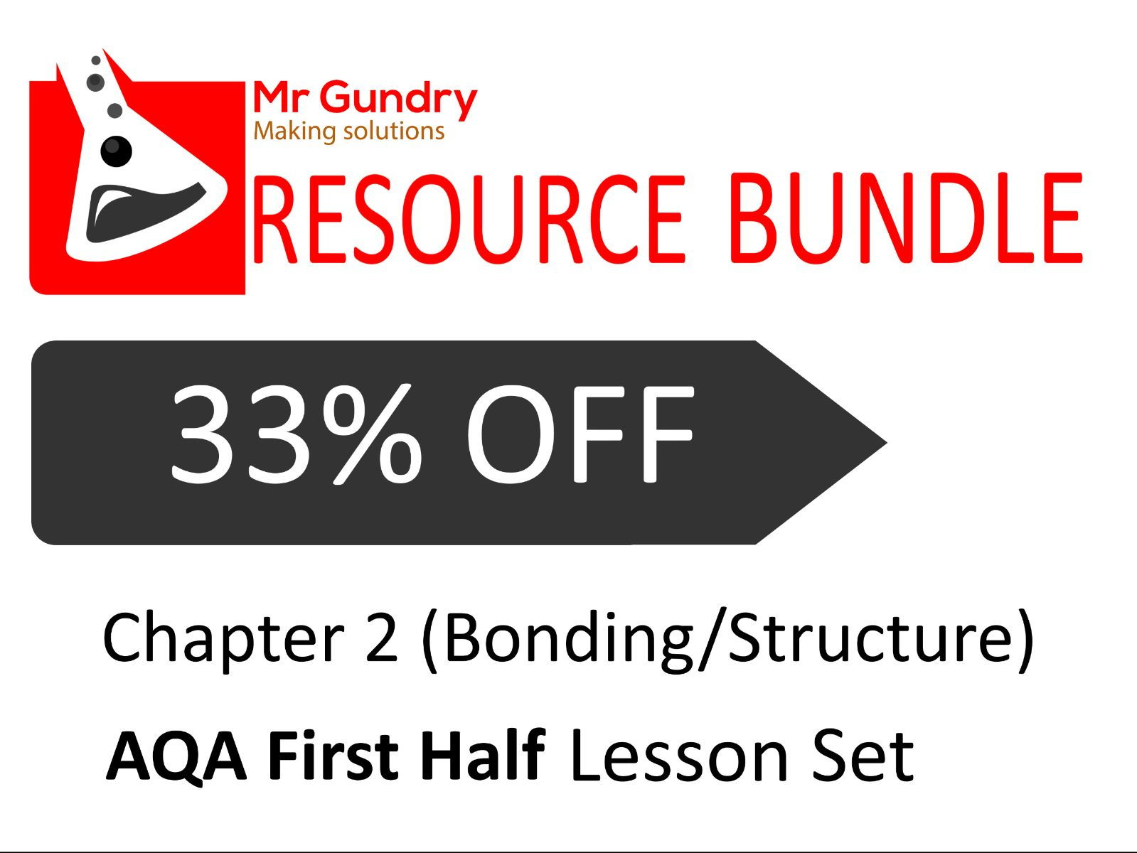 AQA (Bonding and Structure) Lesson Set