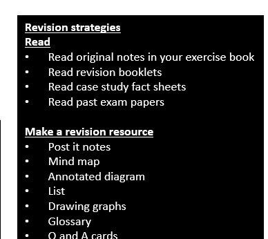 GCSE 9-1; Revision - Climate change, atmospheric criculation, tropical storms, the Big Dry
