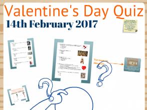 Valentine's Day Quiz (Full Prezi Version)