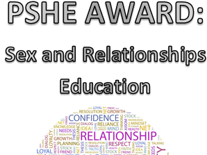AQA PSHE: Sex and Relationships
