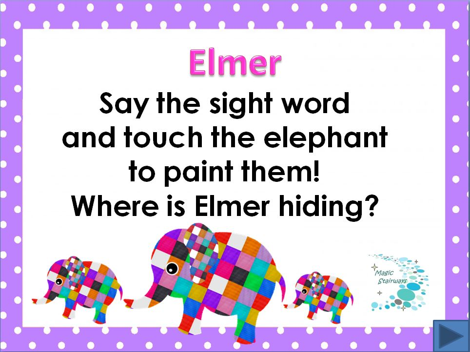 Elmer the elephant - Elephant Parade