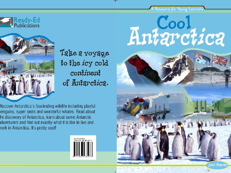 Cool Antarctica Resource Book