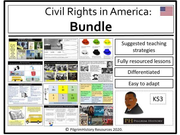 Civil Rights in America Bundle
