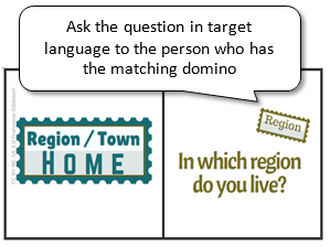 Practice or assess: Asking & answering questions about where I live