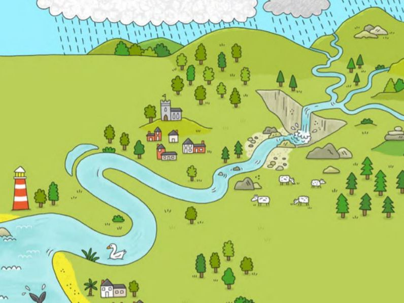 Learning from Home: Rivers