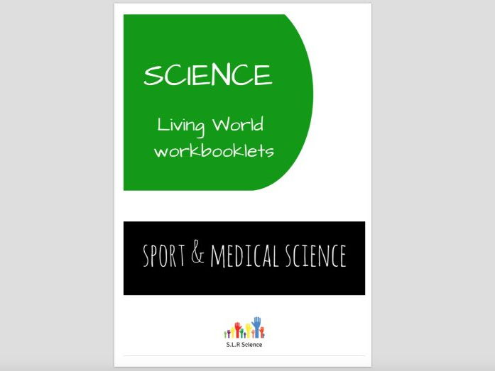 SPORT & MEDICAL SCIENCE - workbooklet