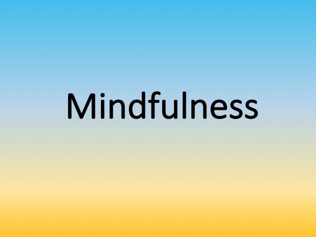 Mindfulness Carousel Pack