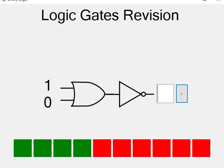 Logic Gate Game