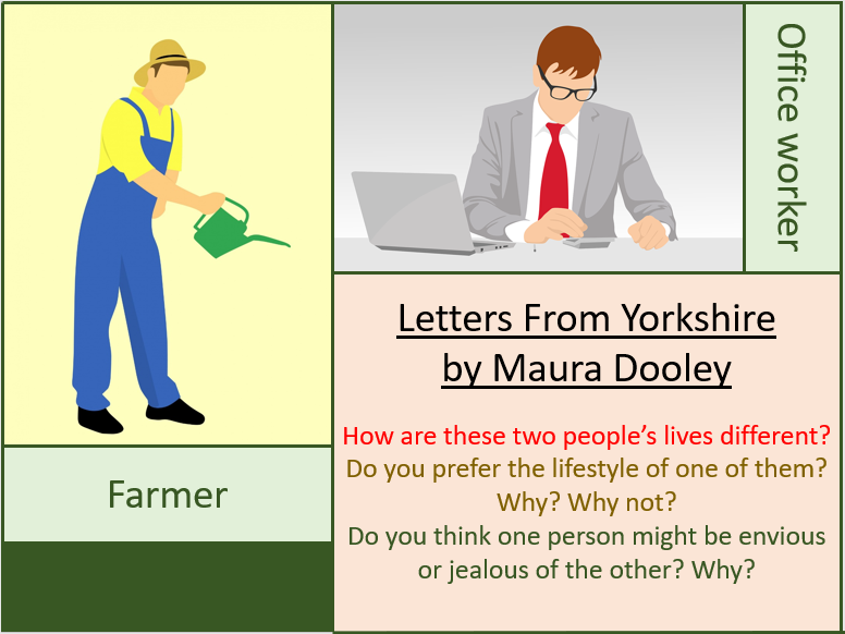 Love and Relationships - Letters From Yorkshire