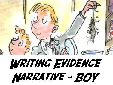 Year 6 Writing Evidence - Narrative