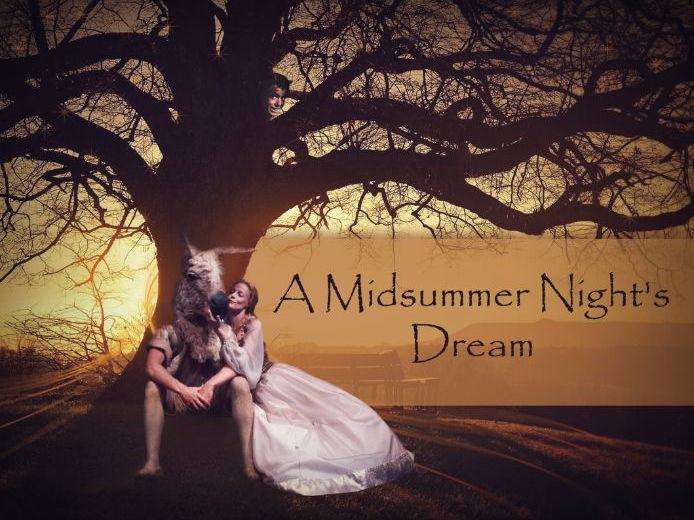 Shakespeare's-A Midsummer Night's Dream-Unit BUNDLE! Digital & Printable!