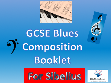 Blues Composition GCSE Booklet