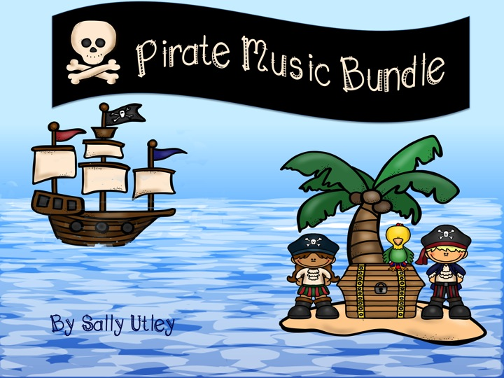 Pirates Music Bundle
