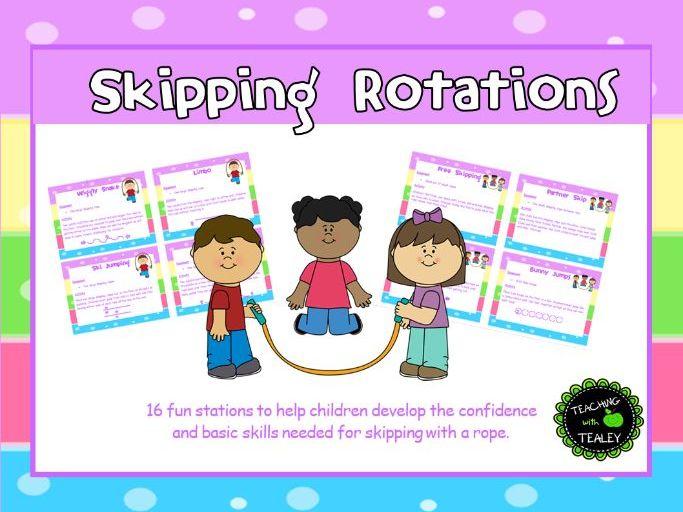 Skipping Rotations