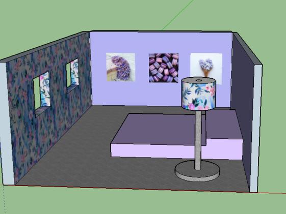 Google Sketch Up Lesson Design a Bedroom