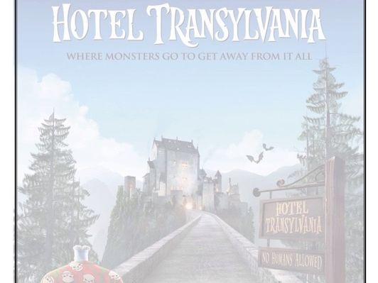 Listening Comprehension - Hotel Transylvania