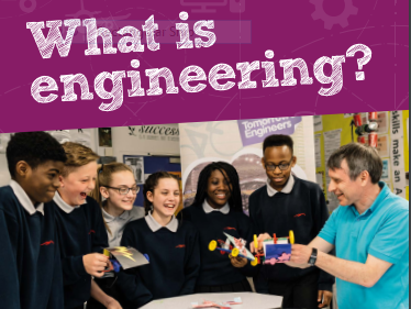 Leaflet for students - What is engineering?