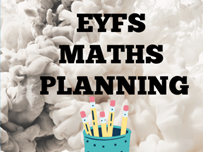 EYFS Math's Planning - Traditional Tales