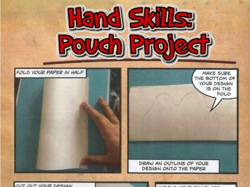 Handsewing Project: Animal Pouch