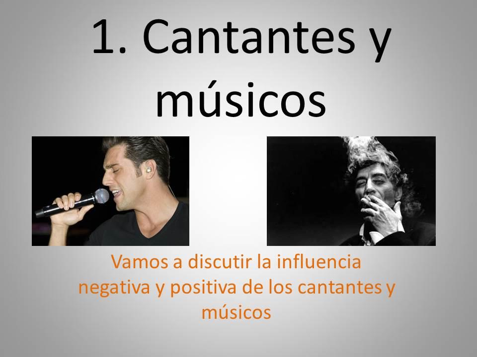 AQA New AS/A Level Spanish La influencia de los ídolos: Cantantes y músicos