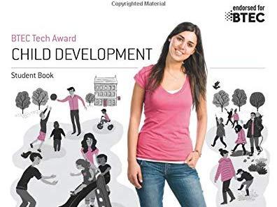Child Development btec tech award BUNDLE