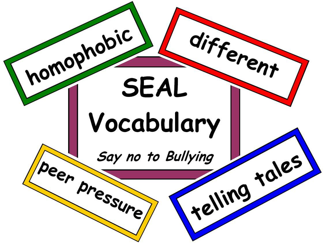 SEAL Vocabulary Bundle