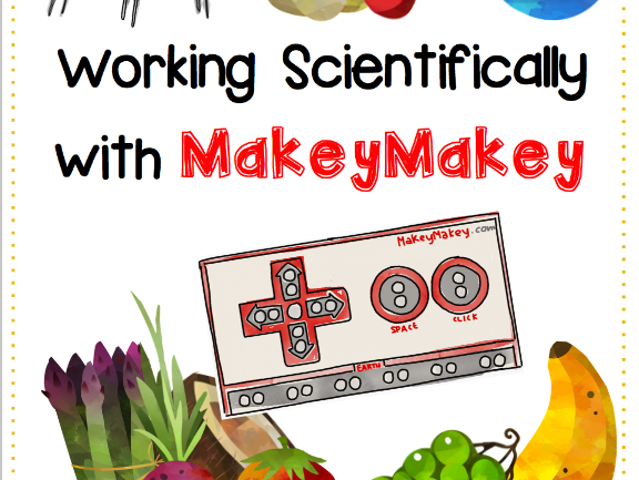 Working Scientifically with MakeyMakey in Years 3 & 4