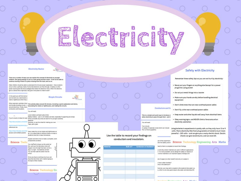 Electricity Basics pack