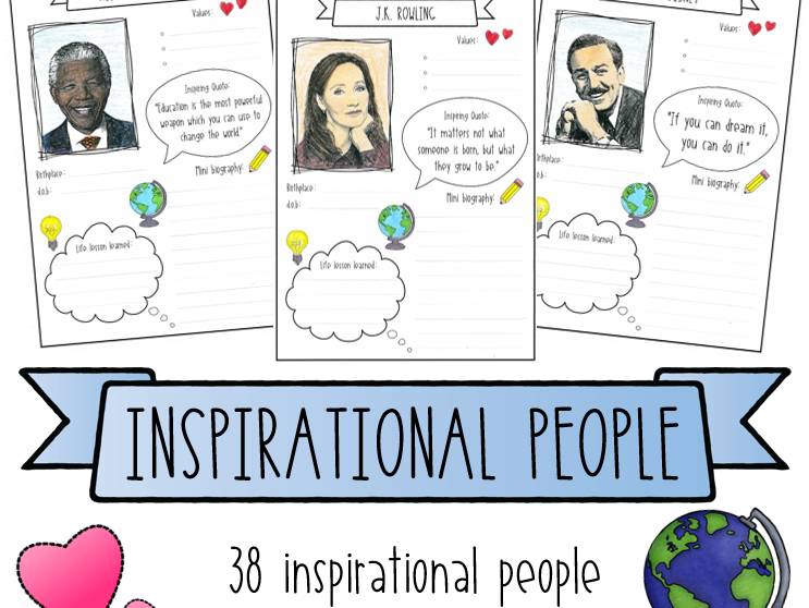 Inspirational People Biographies