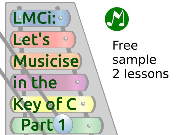 LMCi - Method for Boomwhackers, Chime-bars, Bells, Xylophones; Free Sample