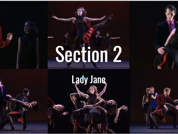 Rooster Section 2 Lady Jane (A-Level A Level Dance)