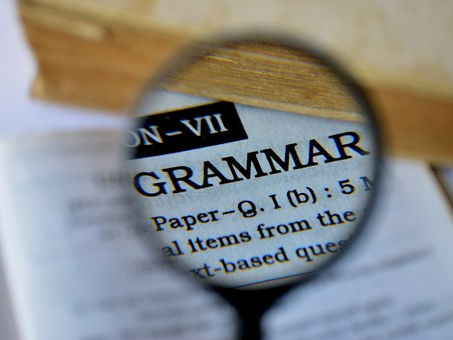 Grammar Bundle - Part 1
