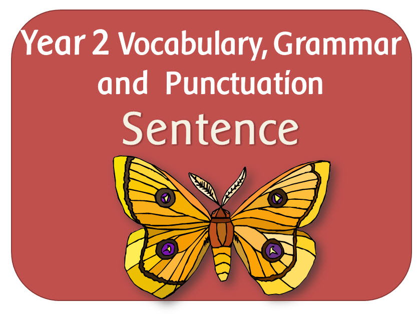 SPaG Year 2 Sentence: Expanded noun phrases for description and specification