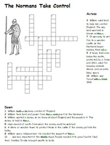 The Norman Conquest Puzzle Pack