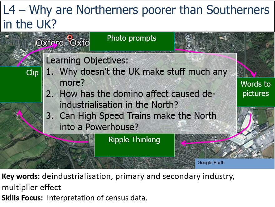 L4 - Why is there a North South Divide in the UK?