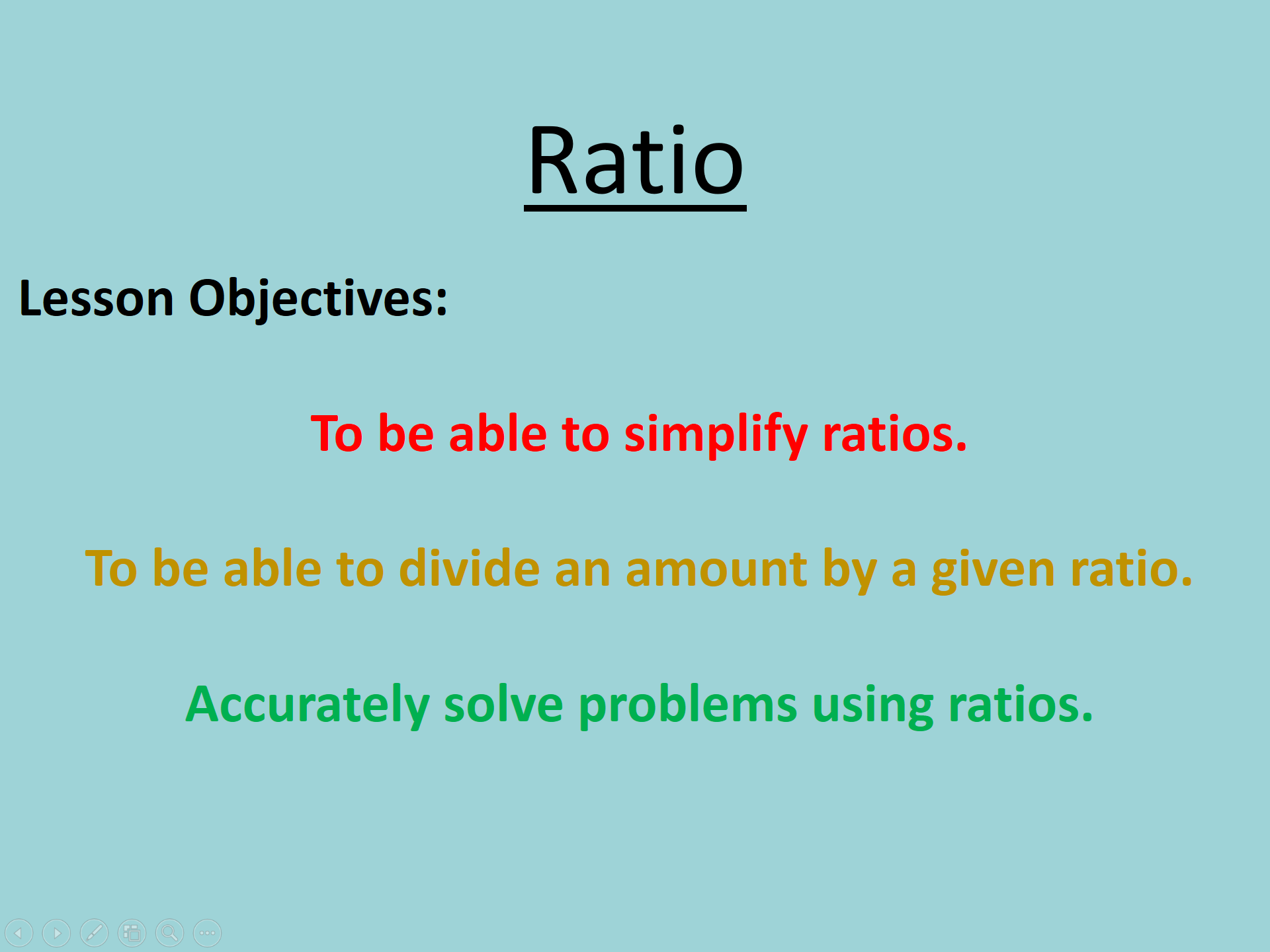 Ratio differentiated by thussa45 teaching resources tes robcynllc Images