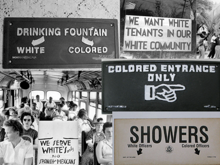 Discrimination and segregation in the US