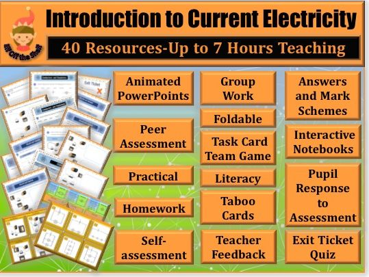 Introduction to Current Electricity KS2