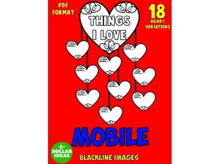 VALENTINES DAY ACTIVITIES | MOBILE