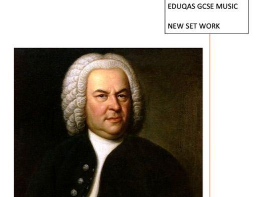 EDUQAS MUSIC New Set Work Bach Badinerie