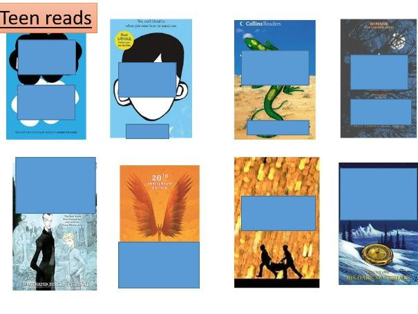 Book Covers Quiz