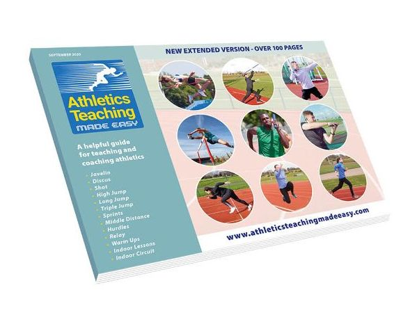Athletics Teaching Made Easy.