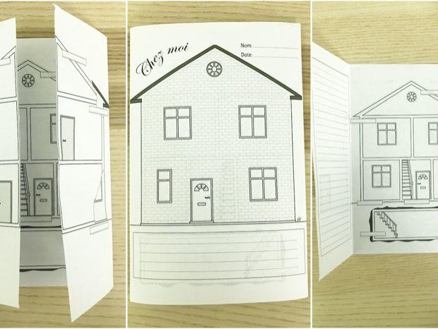 Dream House Worksheet (+Powerpoint!)