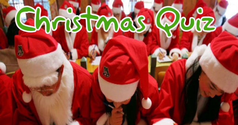 Christmas Quiz 2015 (1hr lesson)