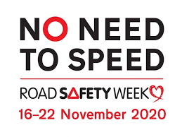 2020 Thought of the week 'Road safety week'