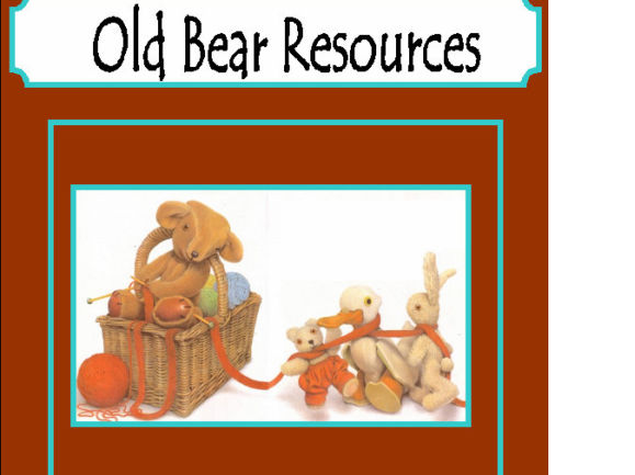 OLD BEAR JOLLY TALL STORY SET